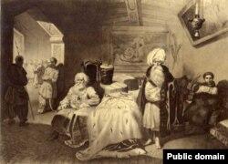 «Дари в Чигирині 1649 року» (1844)