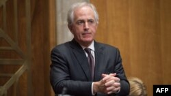 U.S. Senate Foreign Relations Committee Chairman Bob Corker wants to beef up sanctions on Iran over terrorism and ballistic missiles.
