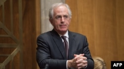 U.S. Senator Bob Corker, chairman of the Senate Foreign Relations Committee