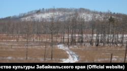 Забайкальский край, возле села Верх-Усугли