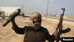 Libya has quickly descended into violence