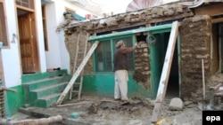 Zemljotres u Pakistanu, arhivska fotografija