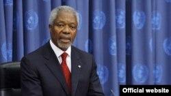 Кофи Аннан 2001-жылдын 29-июнунда Бириккен Улуттар уюмунун башкы катчылыгына экинчи ирет шайланган.