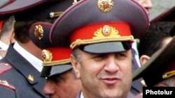 Շիրակի նախկին մարզպետ Աշոտ Գիզիրյան