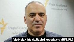 Гарри Каспаров в Киеве