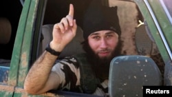 Are Nogais among the many militants from Russia's North Caucasus fighting with Islamic State in Syria?