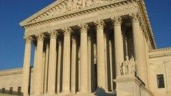 Американские вопросы: роль судей в политике