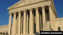 دادگاه عالی ایالات متحده، واشینگتن.