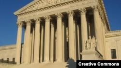 Curtea Supremă de la Washington.