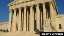 Ndërtesa e Gjykatës Supreme të Shteteve të Bashkuara në Uashington
