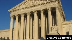 ԱՄՆ-ի Գերագույն դատարանի շենքը Վաշինգտոնում
