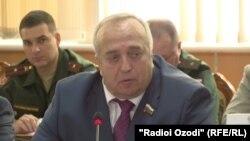 Франц Клинцевич, первый заместитель председателя комитета по обороне и безопасности Совета Федерации России.