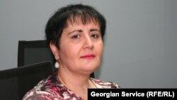Специалист по образованию Института гражданского развития Тамара Мосиашвили. Тбилиси, 5 июня 2013 года.