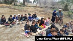 Children have resumed their school in Mir Ali, North Waziristan.