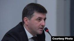 Председатель общественной организации «Современная Абхазия» Ираклий Тужба