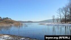 Сімферопольське водосховище, ілюстративне фото