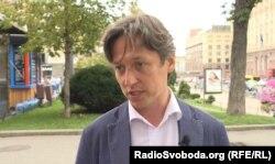 Радник міністра інформаційної політики України Дмитро Ткаченко
