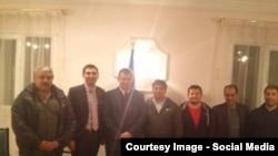 Гуруҳи аввали халабогнҳои озодшуда дар Либия