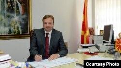 Емил Димитриев, заменик министер за одбрана на Република Македонија.
