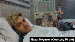 Nazar Nyýazow (Onuň öz sahypasyndan alnan surat)