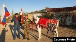 Уллубий и Аднан в Дагестане