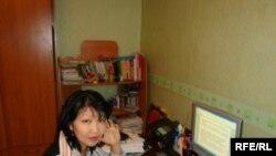 Сания Тойкен, корреспондент радио Азаттык в Атырауской области.