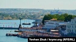 День Военно-морского флота России. Севастополь, 29 июля 2019 года
