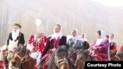 Кыргыз аялдары