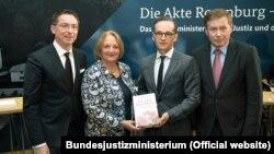 Prezentarea volumului la Berlin