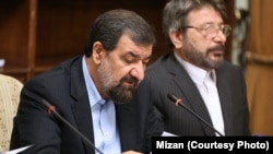 Mohsen Rezaee, secretary of the Expediency Discernment Council of the Islamic Republic of Iran, undated.