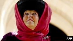 Холандската кралица Беатрикс.