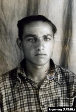 Рефат Муслимов, 1952 год. Фото из семейного архива