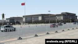 Չինաստանի խորհրդարանի շենքը Պեկինում