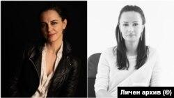 Калина Йорданова и Ирина Атанасова