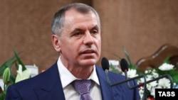 Владимир Константинов, российский глава Государственного Совета Крыма