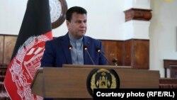 میررحمان رحمانی، رئیس ولسی جرگۀ افغانستان نیز