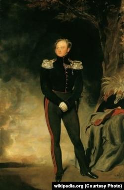 რუსეთის იმპერატორი ალექსანდრე I