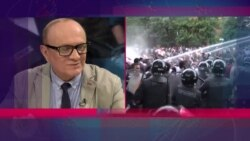 Гарри Тамразян о протестах в Армении
