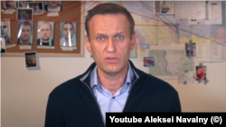 Aleksei Navalny dismissed the latest charges as the government's revenge against him for surviving the poisoning and then exposing those who were behind it. (file photo)
