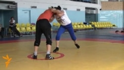 Olympic Profile: Kyrgyzstan's First Female Wrestler