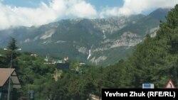 Водопад Учан-Су, 20 июня 2021 года