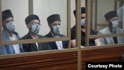 محکمه هفت تاتار به اتهام عضویت حزبالتحریر در روسیه