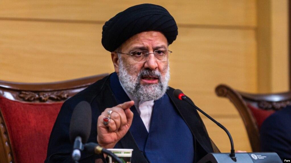 ابراهیم رئیسی، رئیسجمهوری ایران