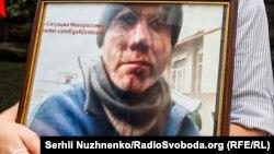 Військовослужбовця ЗСУ, оборонця Донецького аеропорту Ігоря Брановицького закатували в полоні угруповання «ДНР» 21 січня 2015 року у Донецьку.