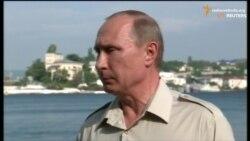 Путін знову звинуватив Україну в ескалації на Донбасі