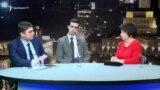 «Տեսակետների խաչմերուկ» Սուրեն Պարսյանի և Կառլեն Խաչատրյանի հետ 08.12.2017