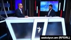 Ռազմաքաղաքական հարցերով փորձագետ Արեգ Քոչինյանը «Ազատության» տաղավարում