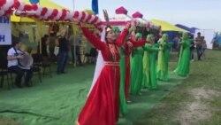 Крымчане отметили Хыдырлез под Бахчисараем (видео)