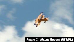 Воздухопловен модел на МајФлај 2019, Стенковец