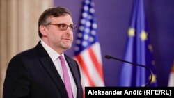 Nepriznavanje statusa Kosova od strane Srbije je najveći adut koji Moskva ima u rukavu kada je reč o Srbiji: Metju Palmer